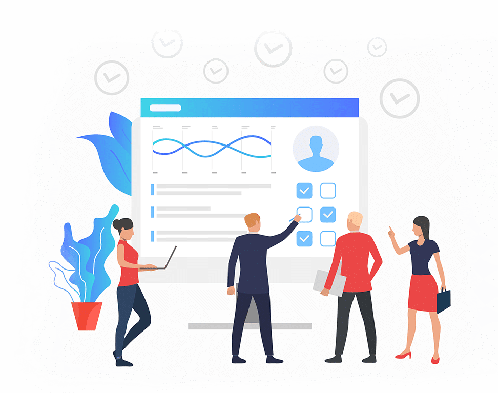 functionalități website